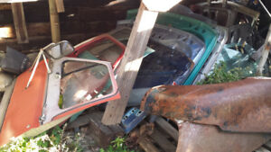 1973 and newer Ford truck doors hoods etc