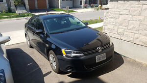 2011 Volkswagen Jetta Sedan with safety and emission