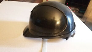 Large Hard Hat with Chinstrap