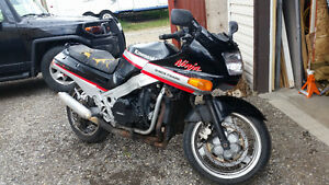 winter project bikes Willing to trade all for a Z1 900 or KZ900