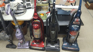 Dust Busters, Vaccums & Electric Brooms