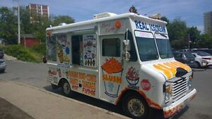 Real ice cream truck  for your all the events and parties