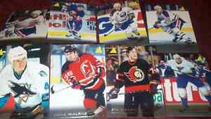 1995-96 Pinnacle Hockey card set
