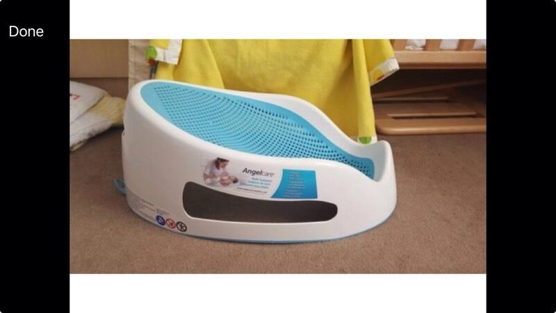 Mother care bath seat