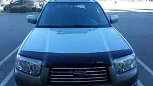 FOR SALE 2006 SUBARU FORESTER 2.5XS SPORT UTILITY 4 DOOR 4 CYL.