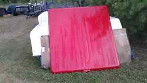 Toneau cover off dodge 4 door 2005