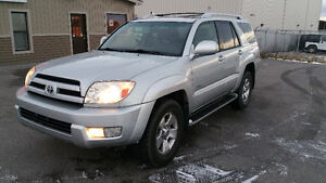 2004 Toyota 4Runner Limited  V6