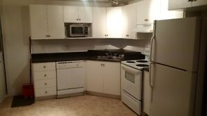 2 bedroom basement in elizabeth park
