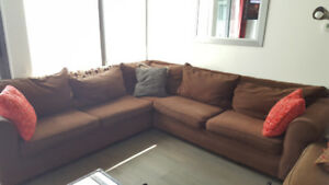 Large Sectional Couch for Sale