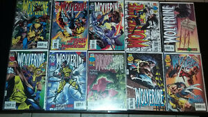 For Sale: Lot of Marvel Comics X-Men's Wolverine Gatineau Ottawa / Gatineau Area image 4