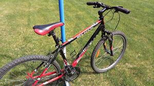 Vélo de montagne (x--Smal d'adulte ou 12-15 ans)