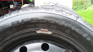 WINTER TIRES - get 'em while it's still hot out Cambridge Kitchener Area image 1