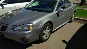 2007 Pontiac Grand Prix base Sedan