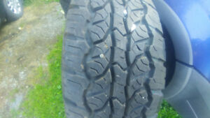 Quality used tires at a low cost get your winter tires now