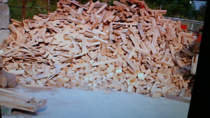 Hardwood Off cuts $40 per truckload