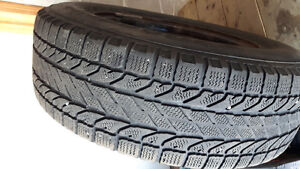 Winter tires / Pneu d'hiver