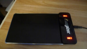 ENERGIZER Flat Panel 2x INDUCTION CHARGING SYSTEM PL-7581 .