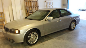 2005 Lincoln LS V8 - Low Kms!!!