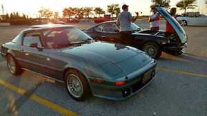For sale 1984 Mazda RX7