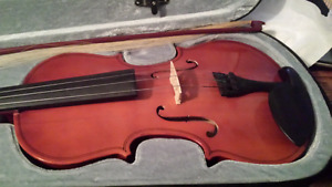 Beautiful well made violin!!!
