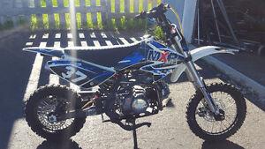 Moto MXR 125 cc