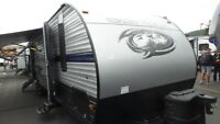 2020 Grey Wolf 29 Te-WILD WINTER BLOWOUT SALE-NOW ONLY $34562! Kamloops British Columbia Preview