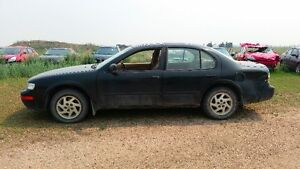1997 NISSAN MAXIMA * PARTING OUT * 5MT * FOR SALE * PARTS