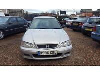 Honda Accord ( sr ) ( a/c ) AUTOMATIC Long MOT Bargain