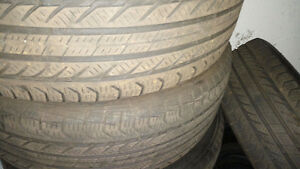 Continential ContiProContact 225/60 R17 (4 Tires)