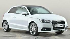 image for 2015 Audi A1 1.4 TFSI 150 S Line 3dr S Tronic Auto Hatchback petrol Automatic
