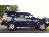 Land Rover Discovery 2.7 TDV6 GS 7 SEAT Good / Bad Credit Car Finance (black) 2008