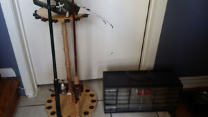 - Fishing Rods - Holder - Bags Box's - Reels - Fishing Related