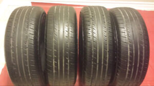 4 Fortune All Season Tires 195/ 65/ 15