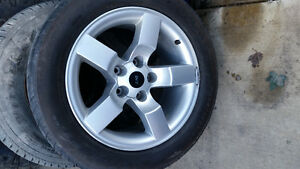 01/02 style Ford Lightning wheel and tire