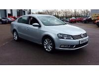 2013 Volkswagen Passat 2.0 TDI Bluemotion Tech Highli Manual Diesel Saloon