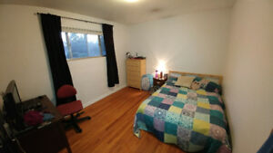 Furnished Master bedroom walking distance to UofS and RUH