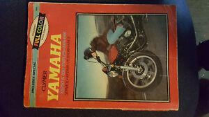 1976-1981 Yamaha Clymer repair manual