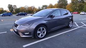 2015 Seat Leon FR Technology Low mileage 12 months MOT