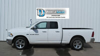 2012 Dodge Ram 1500 SLT Big Horn Quad Cab Remote Start