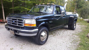 1997 Ford F-350 XL Dually **$5500 As Is**
