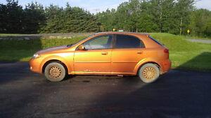 2005 Chevrolet Optra Bicorps
