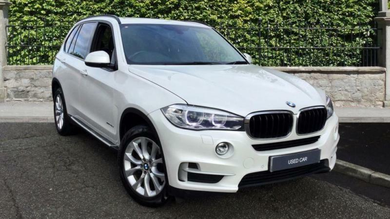 2014 BMW X5 xDrive40d SE 5dr With 7 Seat C Automatic Diesel Estate