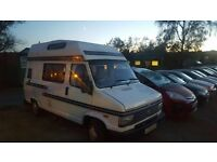 LOOKING FOR TO BUY CAMPER VAN OR MOTORHOME