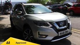 2018 Nissan X-Trail 1.6 dCi Tekna 5dr 4WD (7 Seat) Manual Diesel Estate