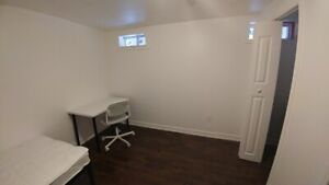 Cozy furnished room in Basement- Oshawa- Male student only