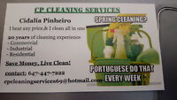 Cp Cleaning services