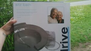 Drive Sitz Bath New in Box