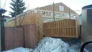 GARAGE; NEW, RENOVATION, ROOF, SIDDING... General Contractor