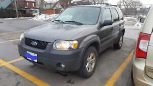 2005 ford escape RWD 187kms