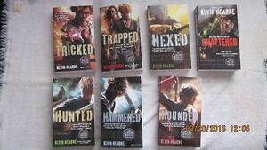 Kevin Hearne Collection 8 Books BRAND NEW